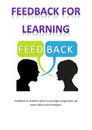 Feedback For Learning