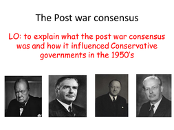 The Tory PM's 1951-1963