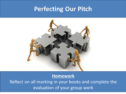 Perfecting the Pitch