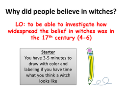 Lesson 6 Belief in witches.pptx