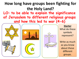 Why was the Holy Land so important?