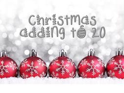 Christmas Addition to 20