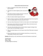 Santa distance questions L.A.docx