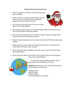 Santa distance questions M.A and H.A.docx