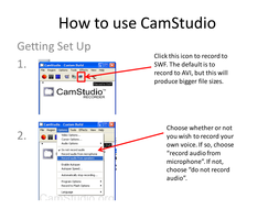 How to use Camstudio.pptx