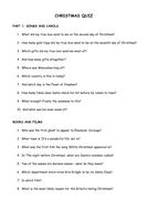 The Fiendish Christmas Quiz