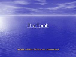 Judaism - The Torah