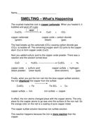 Explanation of smelting
