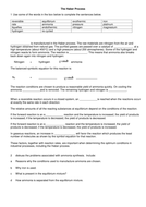 Haber process summary sheet fill in blanks- worksheet 1.doc