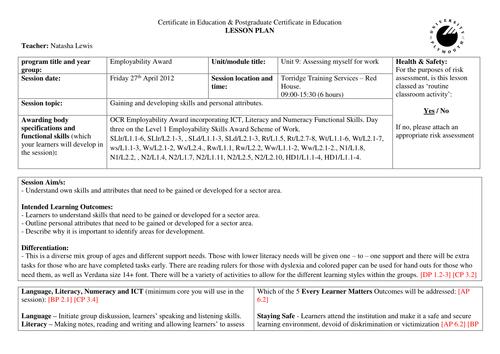 Employability resources 1 by tashielewis - Teaching Resources - TES