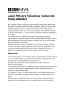 BBC Fukushima Stabilised.docx