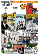 Martin Luther King CRM Comic