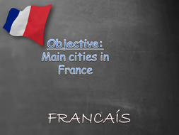 French Beginner lessons on various topics