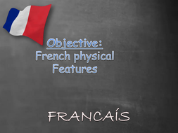 2 - French Physical Features.pptx