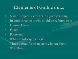 gothic quiz 2.pptx