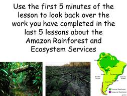 Ecosystem Services Lesson 6 Assessment.ppt