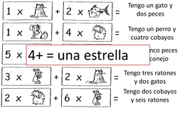Animales y adjectivos by emle_86 - Teaching Resources - Tes