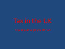 Tax in the UK.pptx